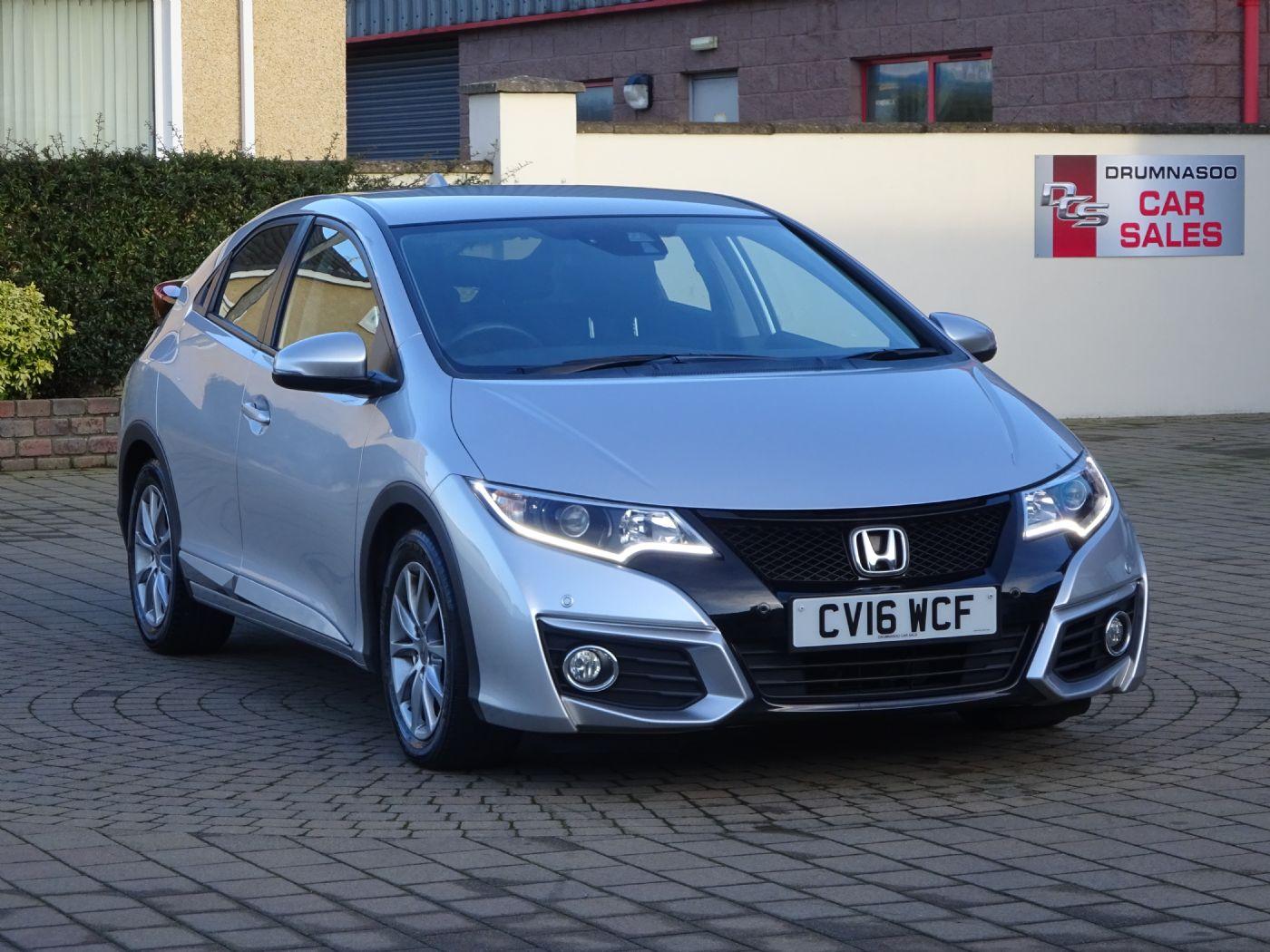Honda Civic  I-Dtec SE Plus Nav, Rear camera