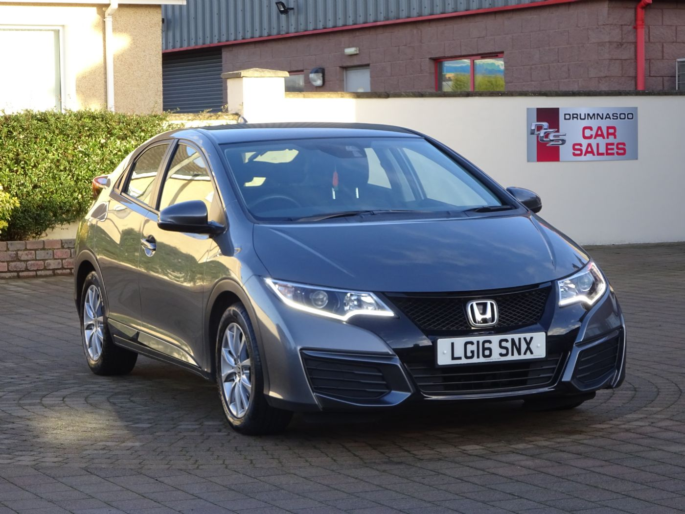 Honda Civic 1.4  I-VTEC S, Alloys, Sports seats