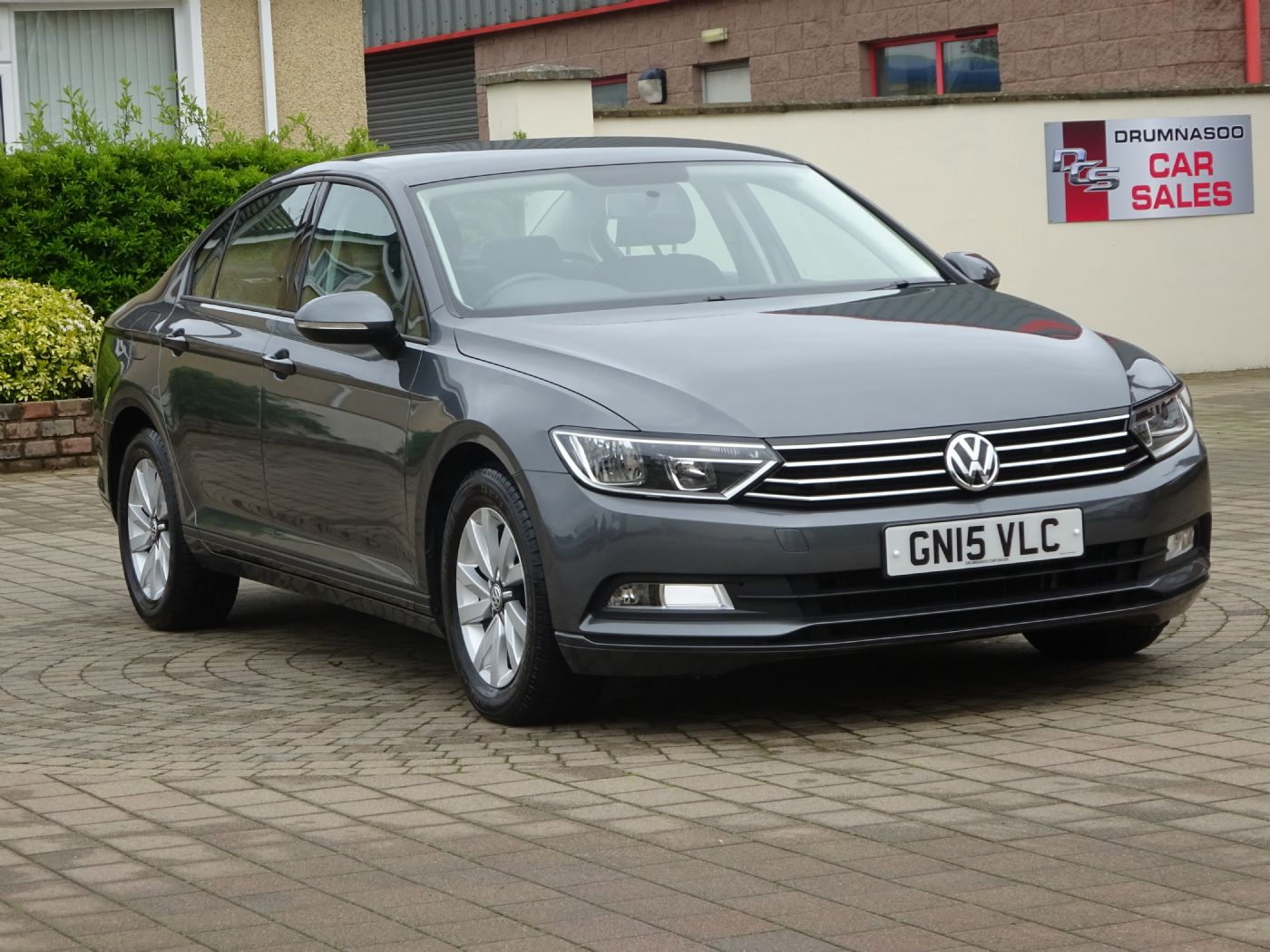 Volkswagen Passat S 1.6 TDI Bluemotion Tech, £20 Road tax