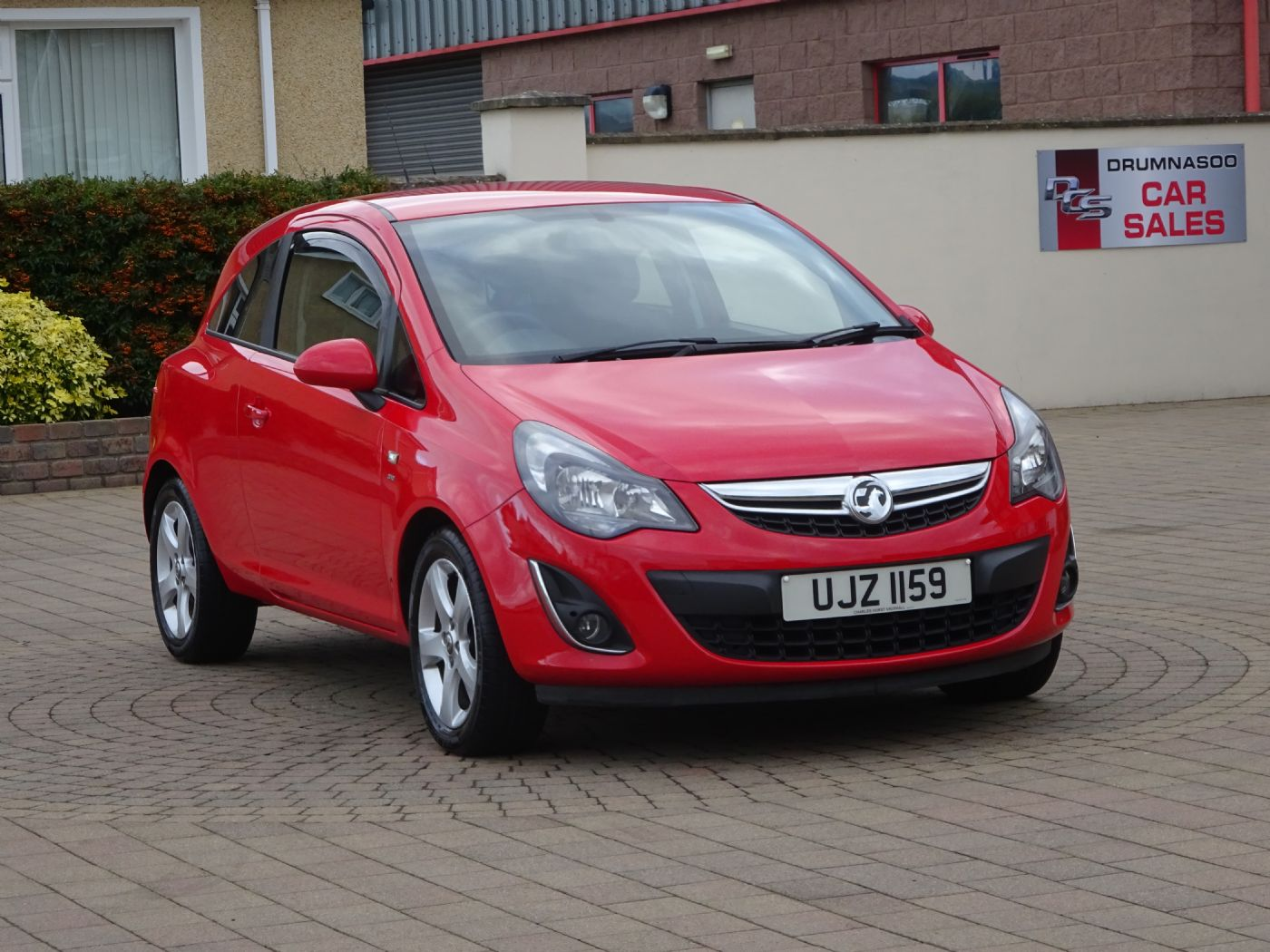 Vauxhall Corsa 1.2 SXI 3Dr, One owner, Alloys